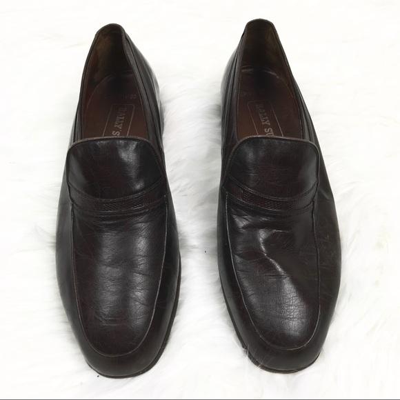 Bally Shoes   Bally Suisse Mens Jumbo